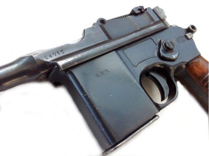 german mauser m712 schnellfeuer  54715