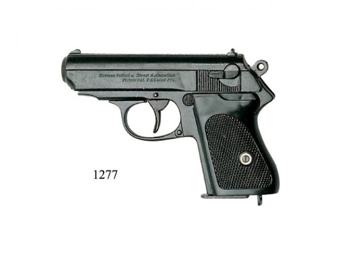 German Walther PPK pistol | Lock Stock and Barrel
